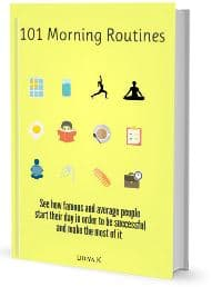 101 morning routines ebook