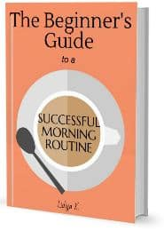successful morning routine ebook