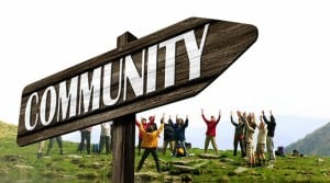 community, ways to become rich